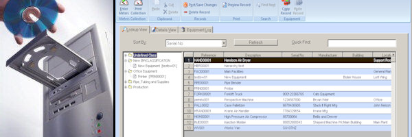 Asset Register Software Table