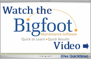 Bigfoot CMMS Video Link