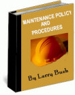 Maintenance Policy and Procedures